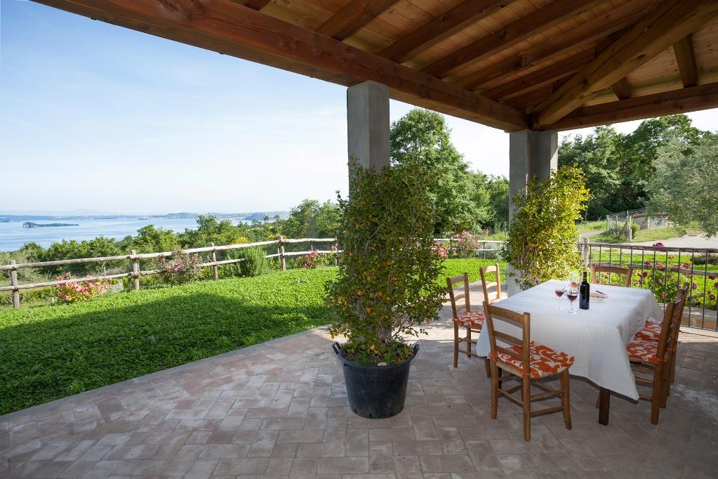 la meraviglia (gradoli / bolsenasee / latium) - ferienwohnungen, Hause ideen